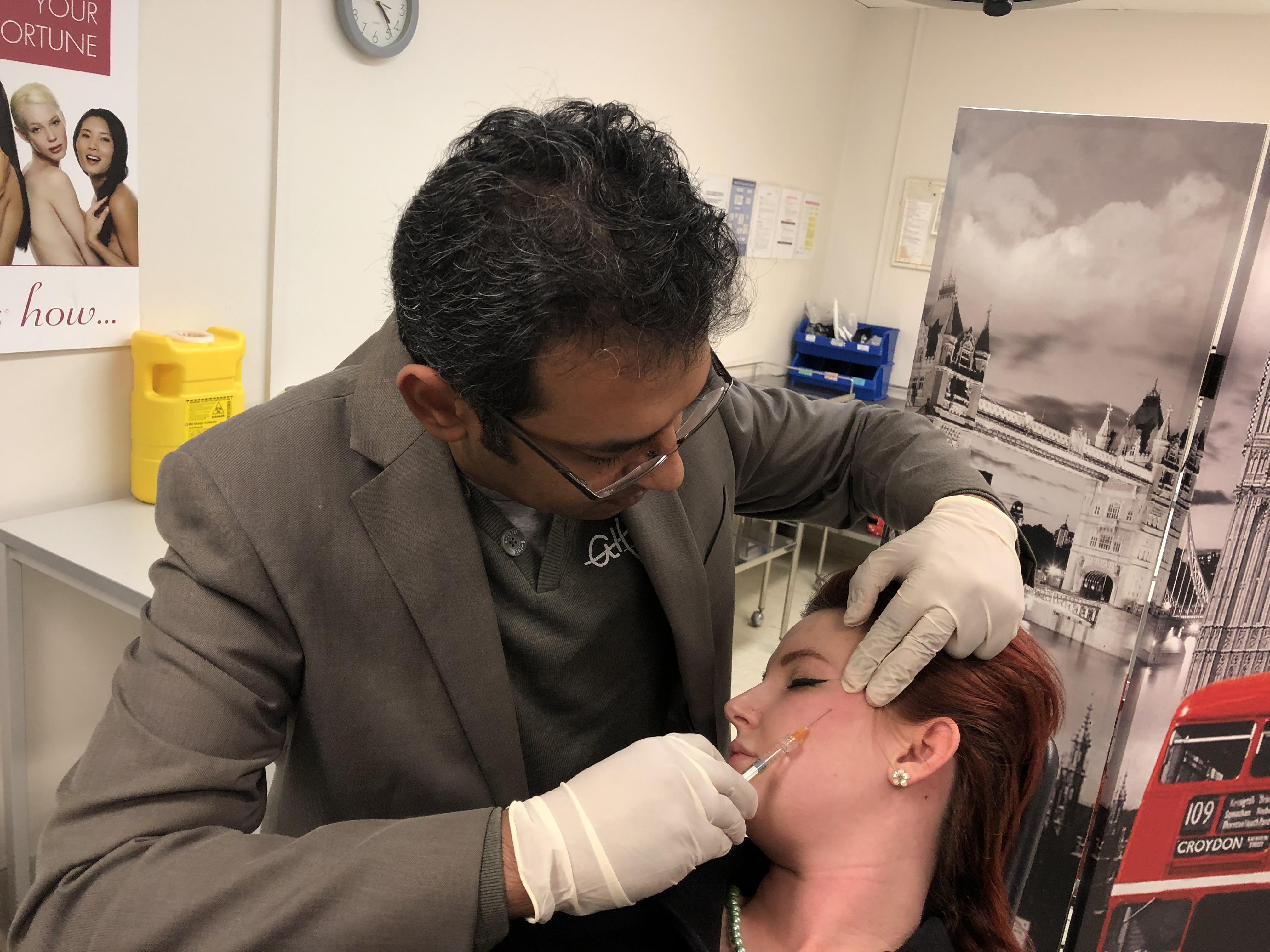 Dr. Ali Hussain